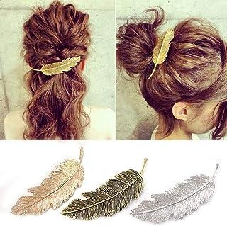 Sharplace Pinces /à Cheveux Barettes D/écor /Épingle Accessoire de Cheveux Cristal D/éguisements Vintage Argent/é