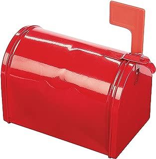 metal valentine mailbox