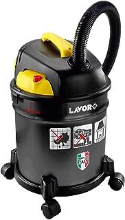 Lavor 8.243.0003 Aspiradora De Liquidos, Negro/Amarillo