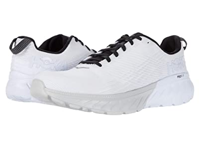 Hoka One One Mach 3 (Lunar Rock/White) Men