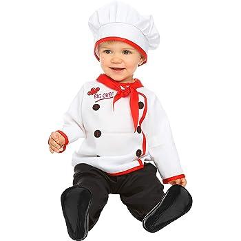 My Other Me Me-203819 Disfraz de bebé cocinero, 0-6 meses (Viving ...