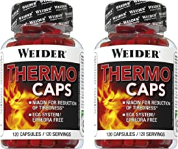WEIDER Pack Duo Thermocaps 240 caps Estimated Price : £ 25,50