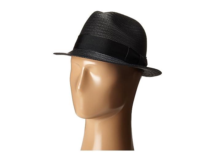 Bailey of Hollywood  Lando (Black) Caps