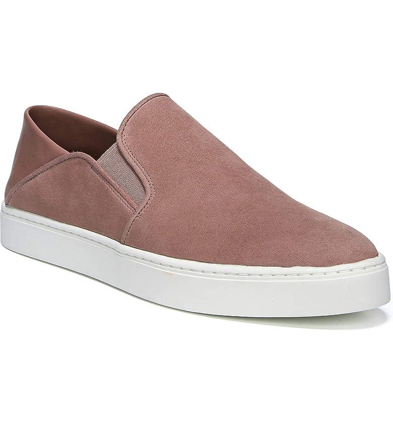 汚すグループ寓話[ヴィンス] レディース スニーカー Garvey Slip-On Sneaker (Women) [並行輸入品]