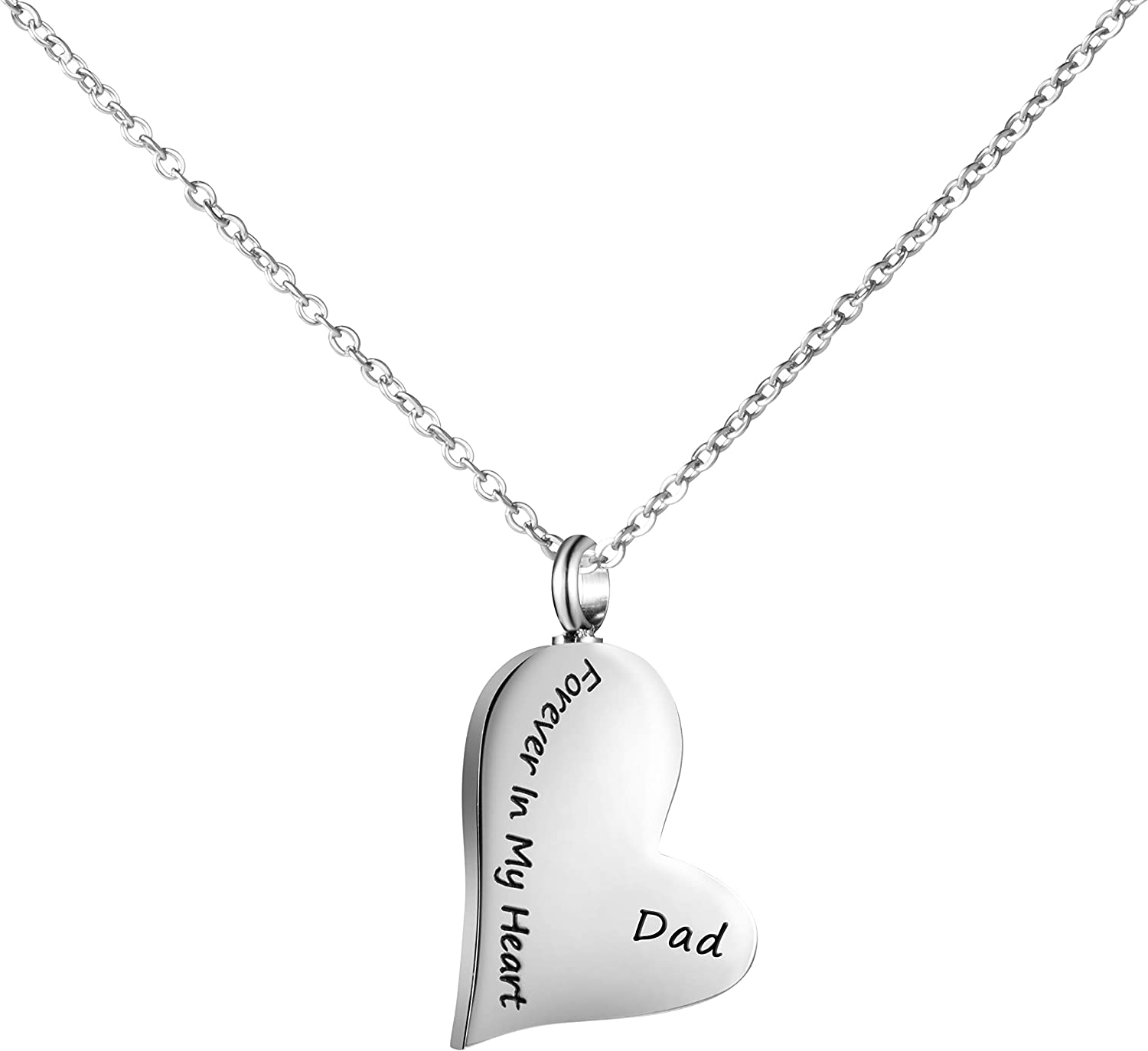 JoycuFF Cremation Urn Necklace for Loved of Max 59% OFF Ashes one Loss Complete Free Shipping