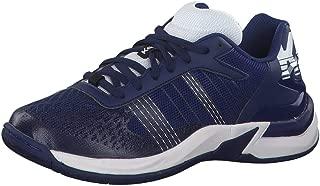 Kempa Attack Contender Kids Indoor Sportshoe Handball 200850605 Blue, shoe size:EUR 31