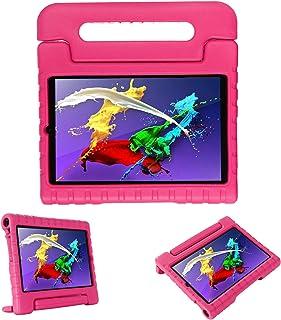 "APOLL Kids Case for Lenovo Yoga Tab 5 YT-X705F 10.1\"" 2019 Tablet, Shockproof EVA Kids Friendly Handle Stand Lightweight D..."