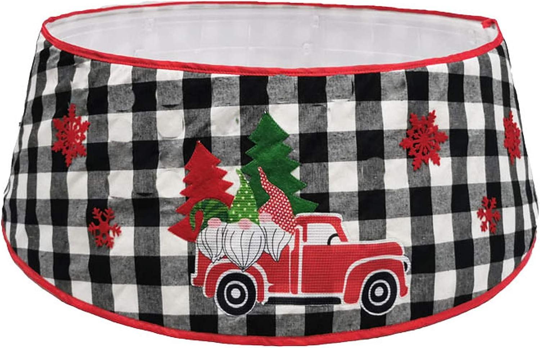 WXMYOZR Christmas Tree Ring List price Buffalo B 2021 spring and summer new Skirt Plaid