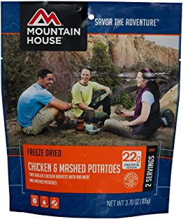 Mountain House Chicken Breast & Mashed Potatoes