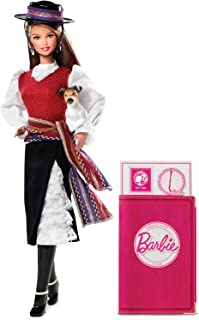 Barbie Collector Dolls of the World: Chile Doll