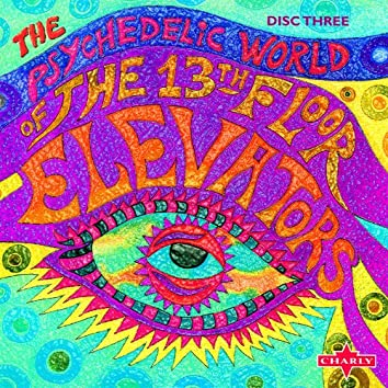 The Psychedelic World Of The 13th Floor Elevators CD3