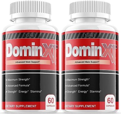 high quality Dominxt Muscle Formula Pills Advance Booster Supplement XT popular Builder (2 2021 Pack) outlet online sale
