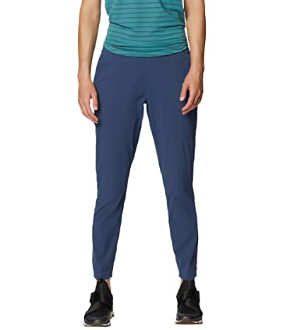 Mountain Hardwear Dynama/2tm Ankle Pants (Zinc) Women