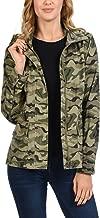 camo anorak jacket womens