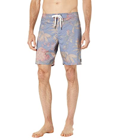 RVCA Painted Valley 18 Trunks