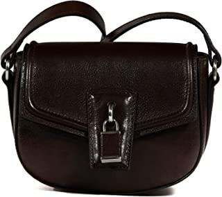 Massimo Dutti Women Limited edition crossbody leather bag 6928/555