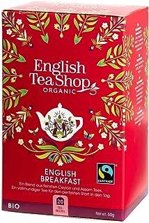 English Tea Shop Organic English Breakfast, 50g