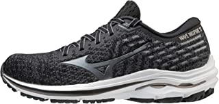 Women's Wave Inspire 17 Running Shoe, Black-Platinum, 11.5