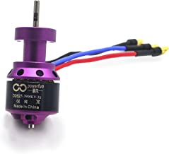 Powerfun Ducted RC Brushless Motor 3900KV/3S for 64mm EDF and Ducted Fan for RC Jet Airplane