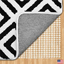 Gorilla Grip Original Area Rug Gripper Pad, 5x7 FT, Made in USA, Extra Thick Pads for Hardwood Floors in Many Sizes, Under Carpet Mats Provide Protection and Cushion for Area Rugs, Carpets, Hard Floor