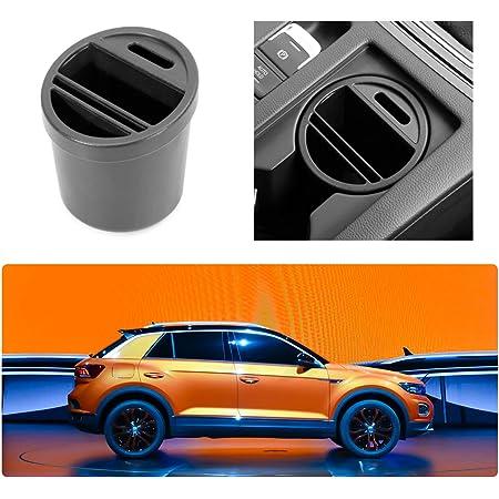 Cikuso Auto Universal Wasser Tasse Slot Aufbewahrungs Box Münze Karten Leser Ndern Auto