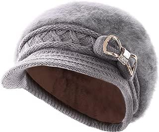 crochet hat border