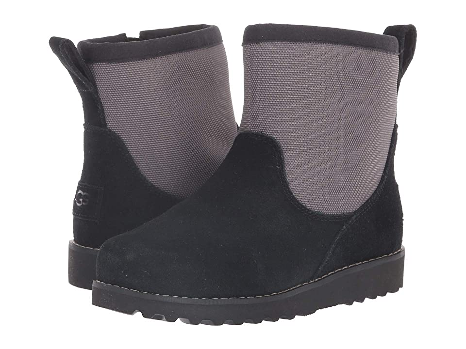 UGG Kids Bayson II CWR (Toddler/Little Kid/Big Kid) (Black) Boys Shoes