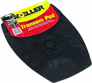 Moeller Rubber Boat Transom Pad