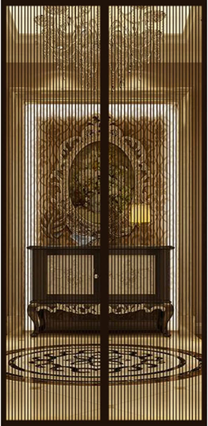 KYRZD 2021 autumn and winter new Magnetic Fly Insect Screen Door Overseas parallel import regular item Through Walk for Easily Fr