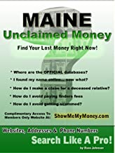 Access: Unclaimed Money Data Base and Search Millions of Unclaimed Property Records!