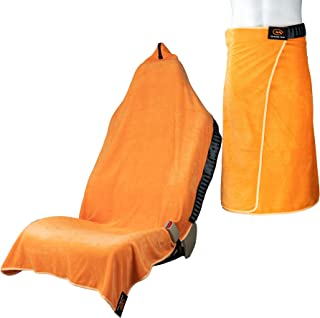 Transition & Seat Wrap V2.0 (Orange)