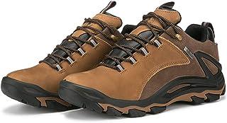 Outdoor-wandelschoenen Voor Heren Antislip En Waterdichte Sportlaarzen Comfortabele Werkschoenen Met Vetersluiting Veiligh...