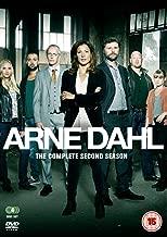 Arne Dahl: Complete Season 2 5 Episodes Set Arne Dahl: En midsommarnattsdröm / Dödsmässa / Mörkertal / Efterskalv / Himmelsöga  Ar NON-USA FORMAT, PAL, Reg.2 United Kingdom