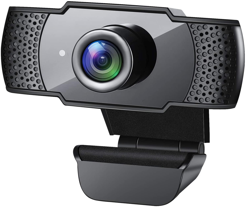GESMATEK  1080P HD Webcam $12.98 Coupon