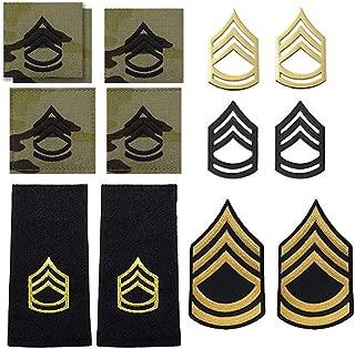 US Army Sergeant First Class Rank Bundle