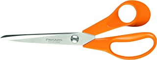 Fiskars Tijeras Multi usos, Compuesto, Naranja, Longitud 21 cm