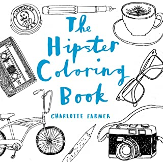 Best hipster coloring pages Reviews