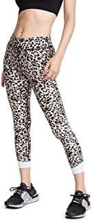 Women's Water Leopard Midi Pants