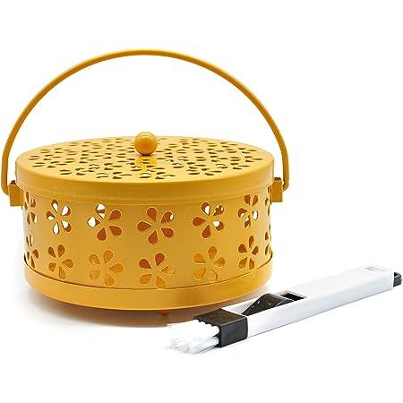 Metal Iron Mosquito Coil Holder Repellent Incense Burner Home Decor G0O4