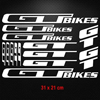 wBMP121 gitane Bike Bicycle Frame Sticker Decal Set Fixed Gear Road Mountain Hybrid Kids Aufkleber Autocollant Bicycle MTB BMX Restoration