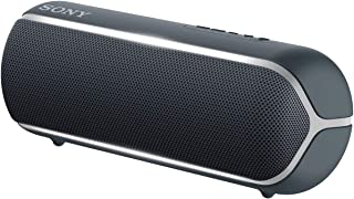 Sony Bluetooth Speaker Sony SRS-XB22 EXTRA BASS Portable BLUETOOTH Speaker, Black, (SRS-XB22B)