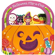 Halloween Lift-a-Flap Board Book (Flip a Flap)