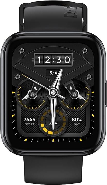 Smartwatch gps integrato 90 modalità sport batteria 14 giorni resistenza all`acqua ip68 realme watch 2 pro RMA2006