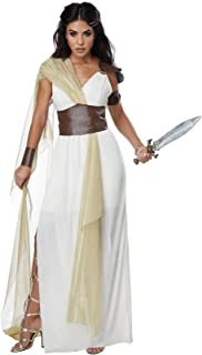 Women's Spartan Warrior Queen Costume