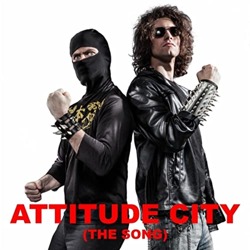 Attitude City [Explicit] de Ninja Sex Party en Amazon Music ...
