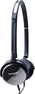 Panasonic RPHC101K Slim Z Noise Cancelling Headphone