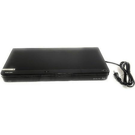 東芝 500GB HDD内蔵ブルーレイレコーダー【3D対応】 REGZA ブラック DBRW507