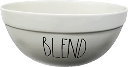 Rae Dunn BLEND Nesting Mixing Bowl 8.5