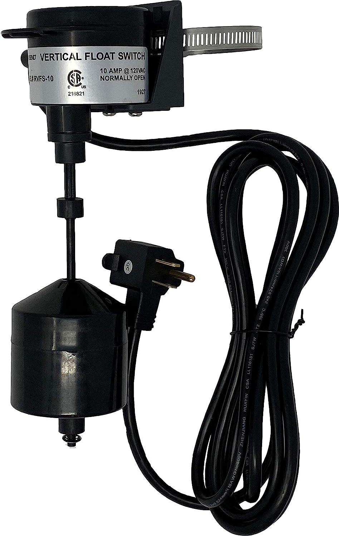 PumpSpy Sump Pump Switch Float Fashion Vertical Special sale item