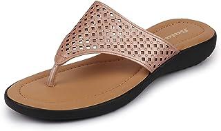 Bata Women's Thong Slip On Sandals